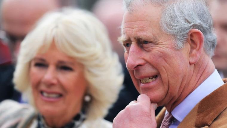 Príncipe Carlos y su esposa Camilla (Foto: Davor Javorovic/PIXSELL)