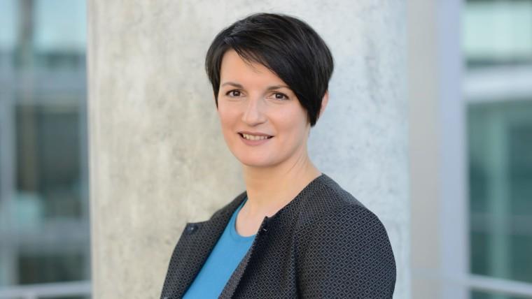 Dr. Irene Mihalić (Foto: Stefan Kaminski)