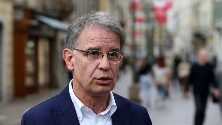 Ministro de Turismo (Foto: Goran Kovačić/PIXSELL)