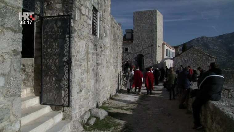 Die Festung von Klis (Foto: HRT)