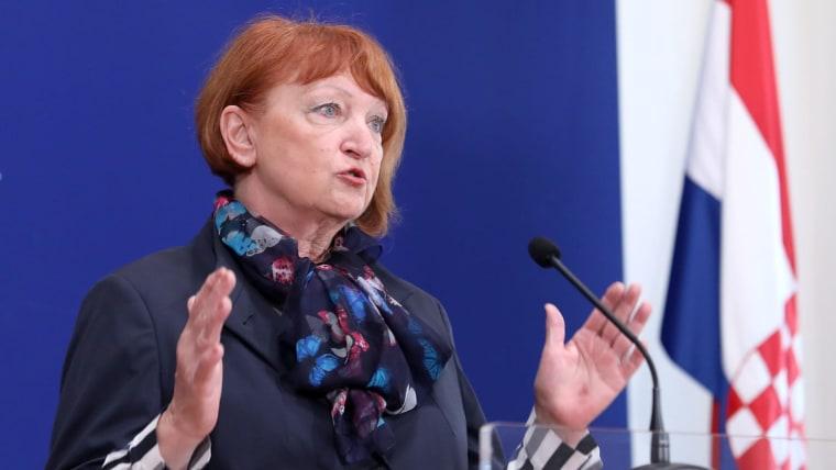 Zlata Hrvoj-Šipek, neue Generalstaatsanwältin (Foto:HRT)