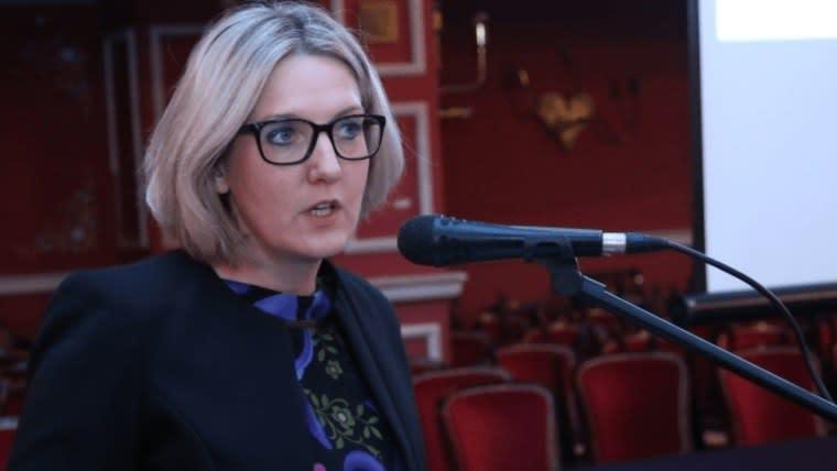 Jasna Vojnić (Foto: Glas Hrvatske)