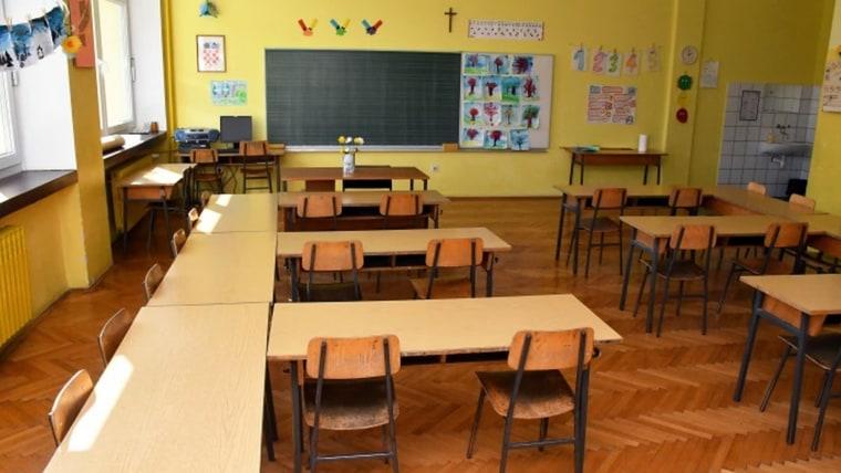 Escuela (Foto: ilustrativa HRT)