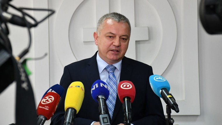 Economy Minister Darko Horvat (Photo: Ivica Galovic/PIXSELL)