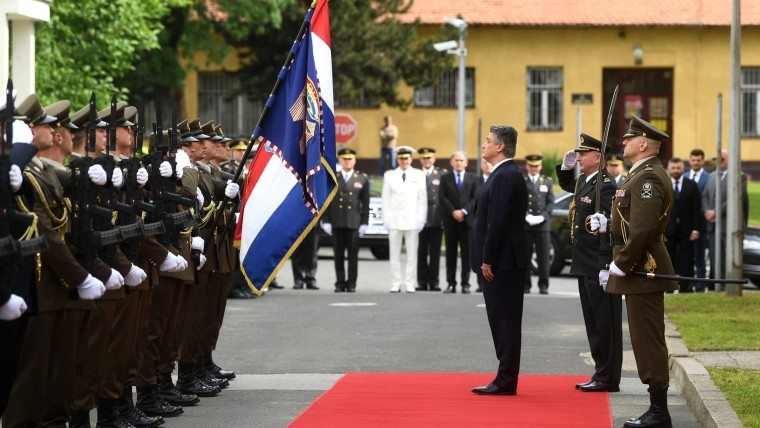 President Zoran Milanović (Photo: Marko Lukunic/PIXSELL)