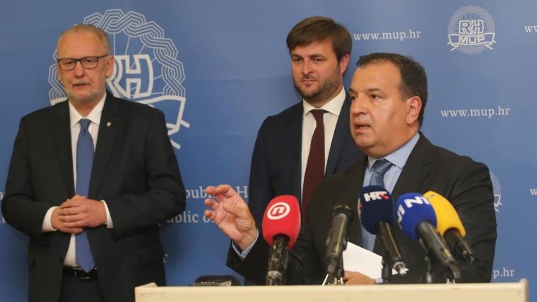 Ministros del Gobierno (Foto: Dalibor Urukalovic/PIXSELL)