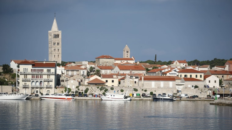 City of Rab on the Island of Rab (Photo: Igor Soban/PIXSELL)