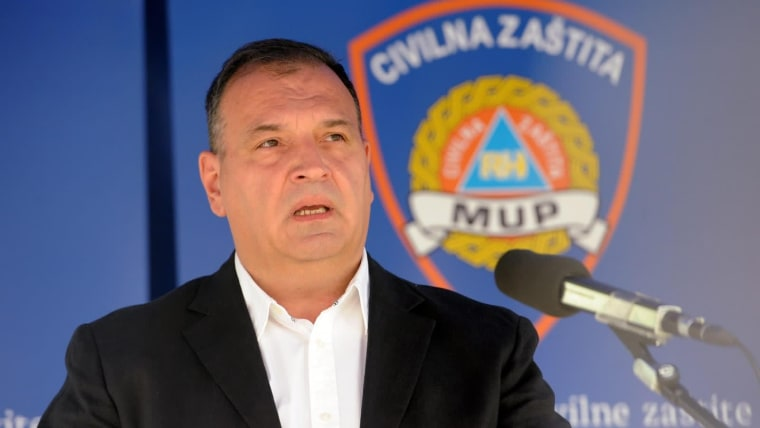 Ministro de Salud, Vili Beroš (Foto: Bruno Konjevic/POOL/CROPIX)