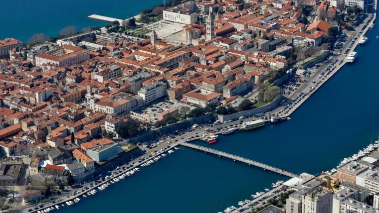 Polu otok en Zadar (Foto: Dino Stanin/PIXSELL)