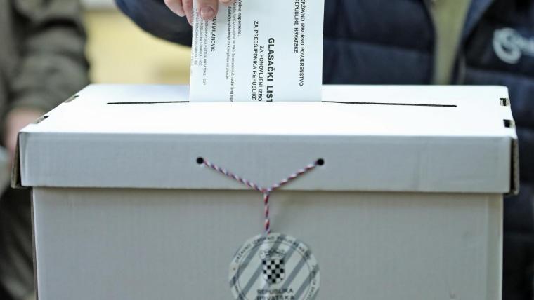 Elecciones (foto:  Sanjin Strukic / PIXSELL)
