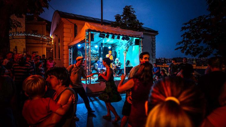 Der Sommer am Stross in Zagreb (Foto: Kroatische Zentrale für Tourismus)