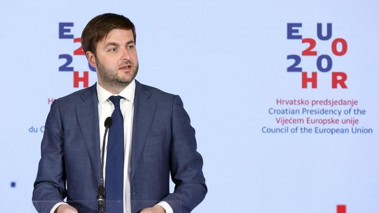 Tomislav Ćorić, der kroatische Minister für Umweltschutz und Energie (Foto: EU2020HR)