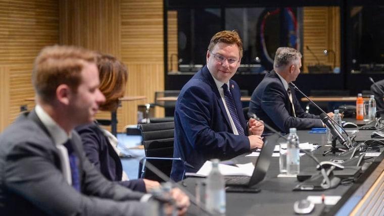 Derkroatische Minister für Regionalentwicklung und EU-Fonds MarkoPavić (Foto: EU2020HR)