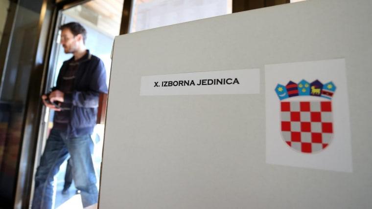Elecciones (foto:  Miranda Cikotic / PIXSELL)