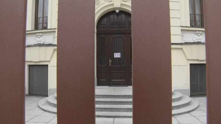 Der Eingang zum Kloster in Đakovo (Foto: Pixabay)