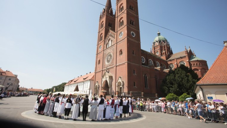 Festival Đakovački vezovi (Foto: Dubravka Petric/PIXSELL)