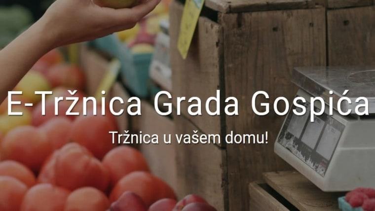 Grad Gospić pokrenuo E–tržnicu domaćih proizvoda