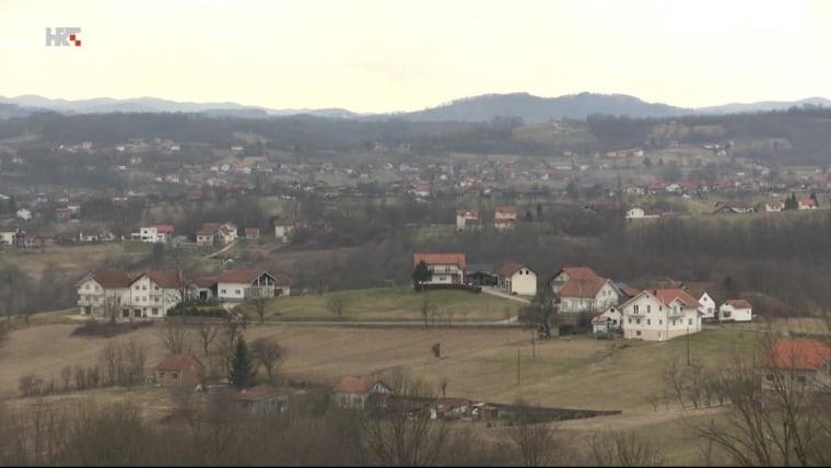 (Foto: Pogled preko granice- Hrvati u BiH/ snimka zaslona)