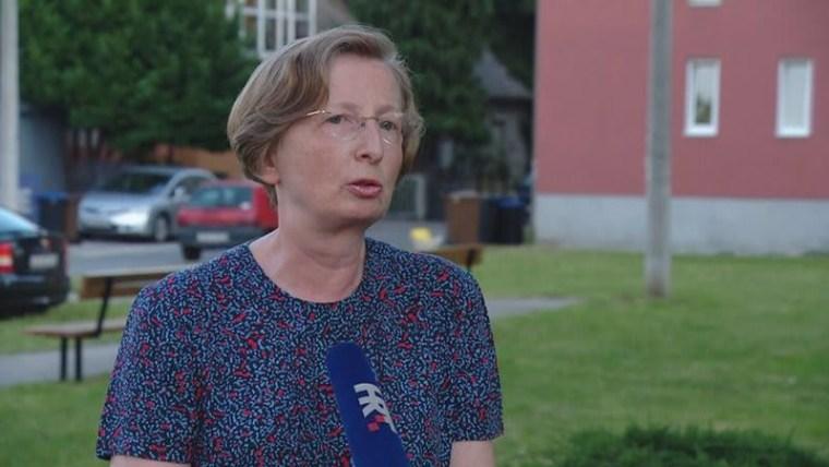 Dr. Alemka Markotić (Photo: HRT)