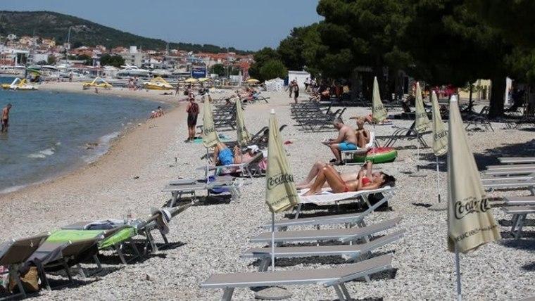 Croatia welcomed another 30 thousand tourists on Wednesday (Photo: Dusko Jarmaz/PIXSELL)