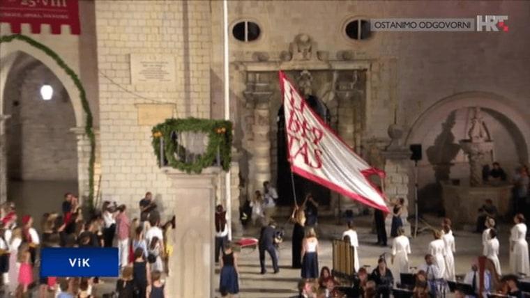 Sommerfestspiele in Dubrovnik (Foto: HRT)