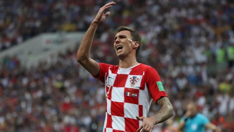 Der ehemalige kroatische Nationalspieler MarioMandžukić(Foto: IgorKralj/PIXSELL)