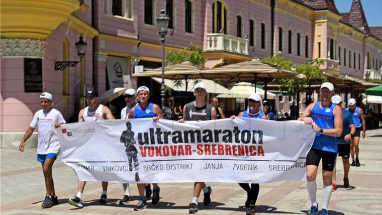 Maraton Vukovar (foto: Hina)