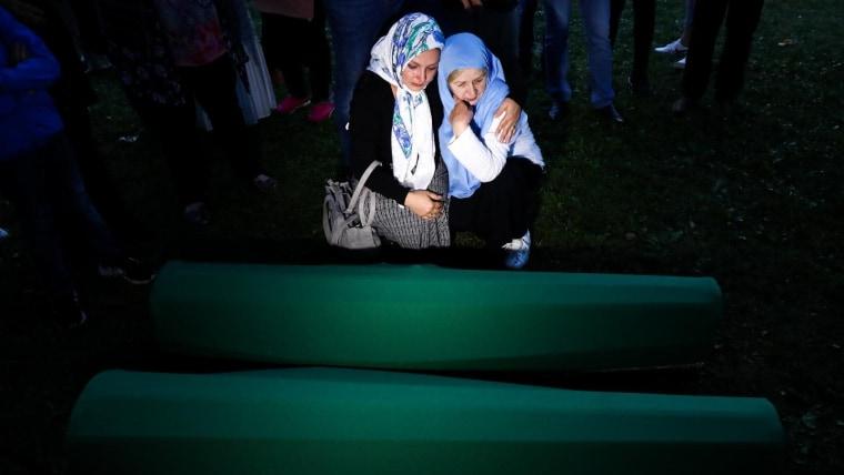 Conmemoración en Srebrenica (Foto: Armin Durgut/PIXSELL)