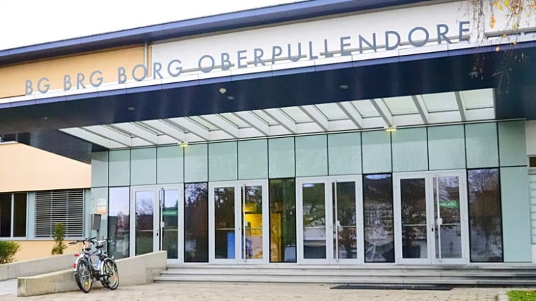Gimnazija Ferenca Liszta u Gornjoj Pulji (Foto: screenshot/brgop.at/)