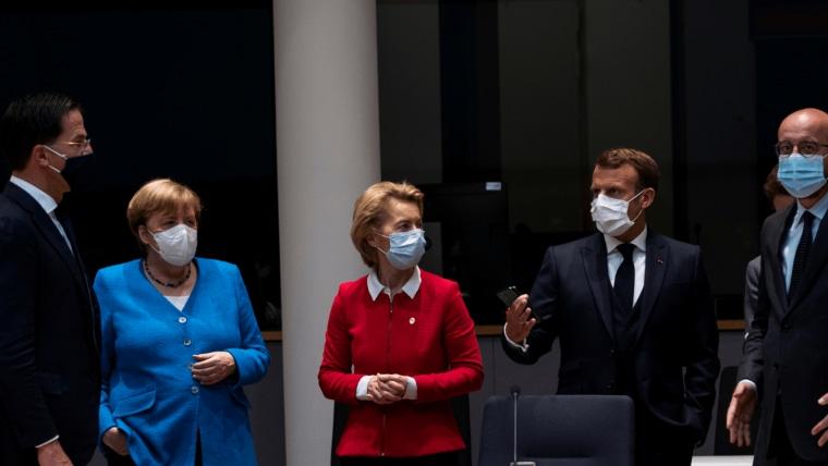 EU Sondergipfel in Brüssel (Foto: REUTERS/Francisco Seco)