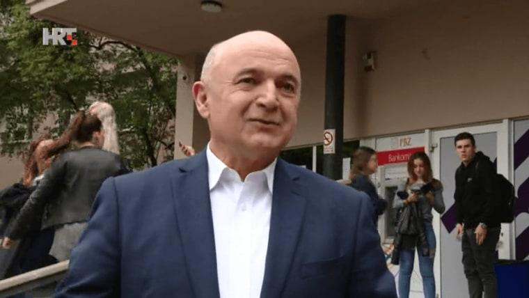 Ljubo Jurčić, kroatischer Ökonom (Foto:HRT)