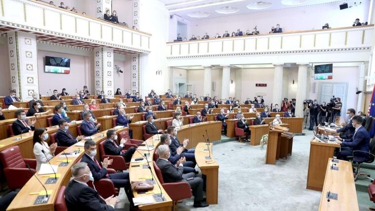 Parlamentro Croata (Foto: Patrik Macek/PIXSELL)