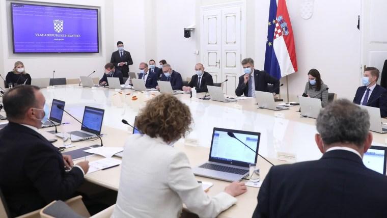 Gobierno (Foto: Patrik Macek/PIXSELL)