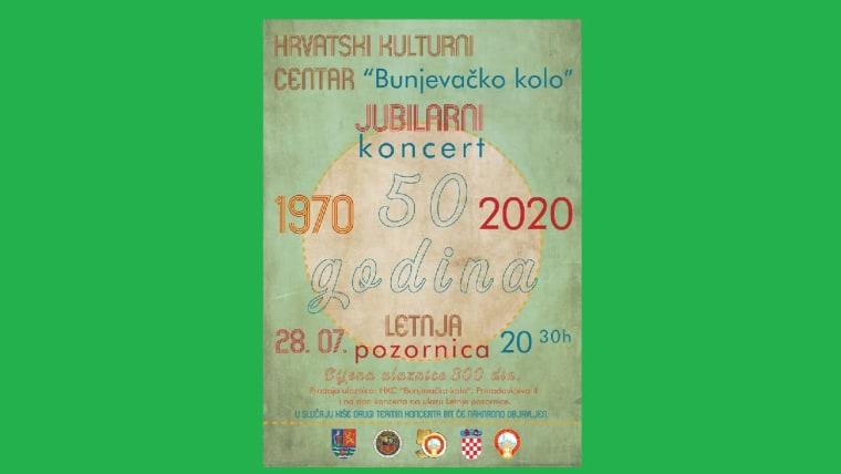 Zlatni koncert Bunjevačkog kola