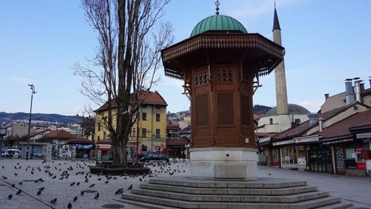 Sarajevo (Foto: pixabay)