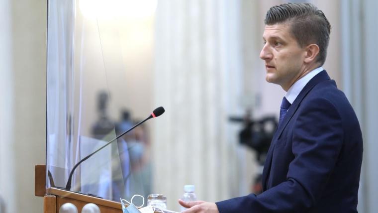 Finance Minister Zdravko Marić (Photo: Patrik Macek/PIXSELL)