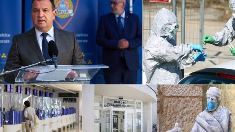 67 new coronavirus cases in last 24 hours (Photo collage: HRT)