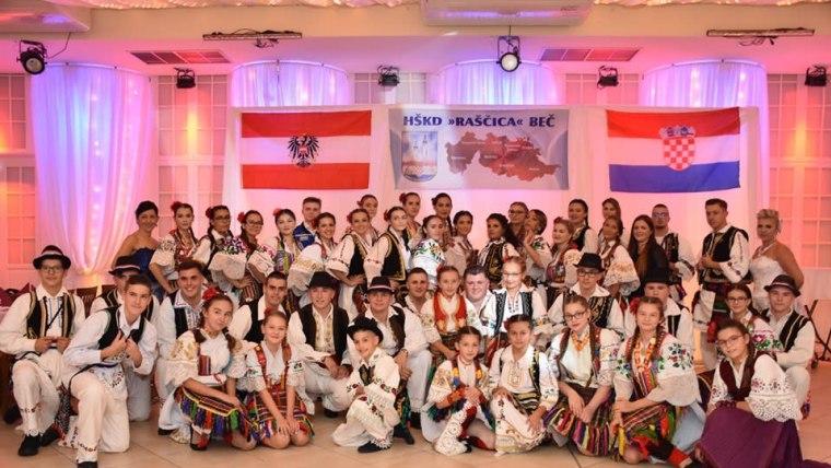 HSKD Raščica Beč, nastup članova HSKD Raščica Beč (Foto: snimka zaslona/Facebook)