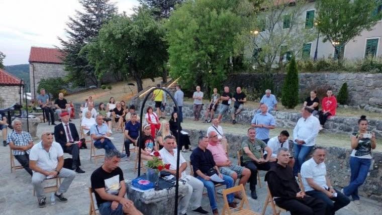 "6. ""Stijeg slobode"" 3. kolovoza na Kninsko tvrđavi (foto: Nikola Šimić Tonin/ustupljena fotografija)"