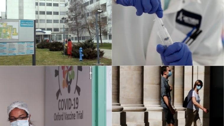 62 new cases of coronavirus infection in Croatia (Photo collage: HRT)
