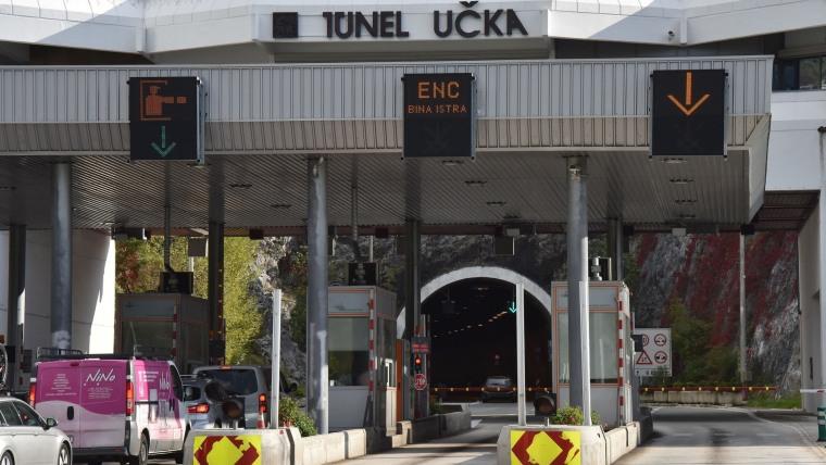 Učka Tunnel (Photo: Dusko Marusic/PIXSELL)