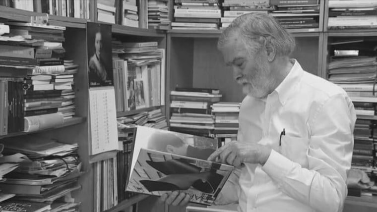 In memoriam - Tonko Maroević