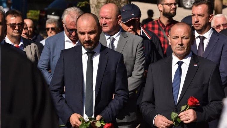 Deputy Prime Ministers Boris Milošević and Tomo Medved  (Hrvoje Jelavic/PIXSELL)
