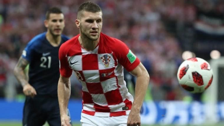 Ante Rebić im Finale der WM 2018 gegen Frankreich (Foto: Igor Kralj/PIXSELL)