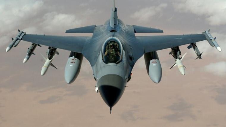 Aviones de combate (foto: HRT)
