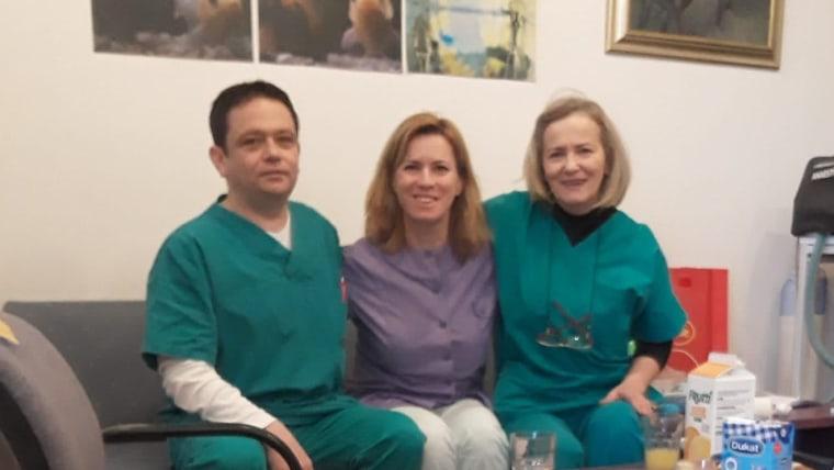 Branka (prva s desne strane)  - foto: osobni album/ustupljena fotografija