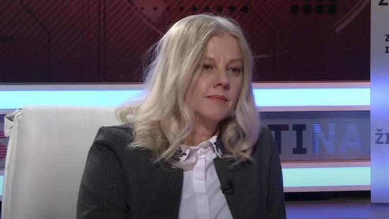 Vanda Babić (foto: snimka zaslona/YouTube)