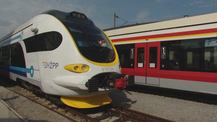 Croatian Railways to acquire 21 electric motor trains (Photo: HRT)