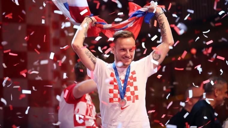 Der kroatische Nationalspieler Ivan Rakitić (Foto: Petar Glebov/PIXSELL)