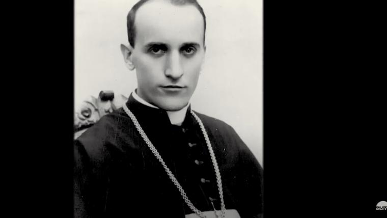 Kardinal Stepinac (Foto: snimka zaslona/isječak iz filma)